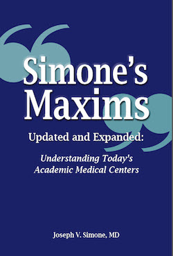 Simone's Maxims Updated and Expanded